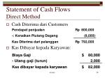 statement of cash flows direct method2