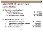 statement of cash flows direct method4