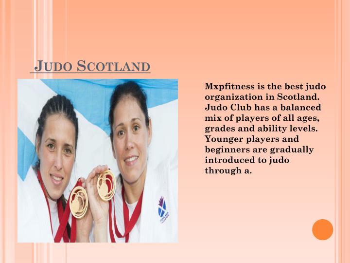 Judo Scotland