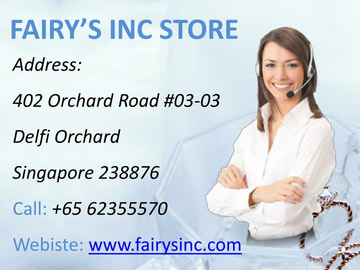 FAIRY'S INC STORE