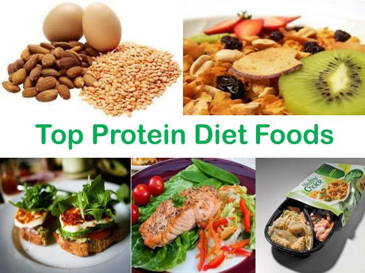 Top Protein Diet Foods