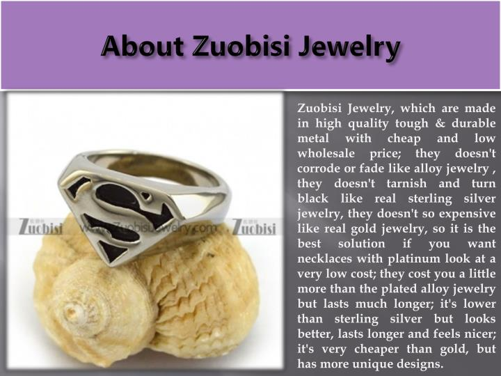 About zuobisi jewelry