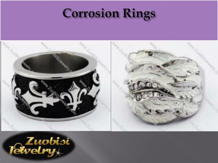 Corrosion Rings