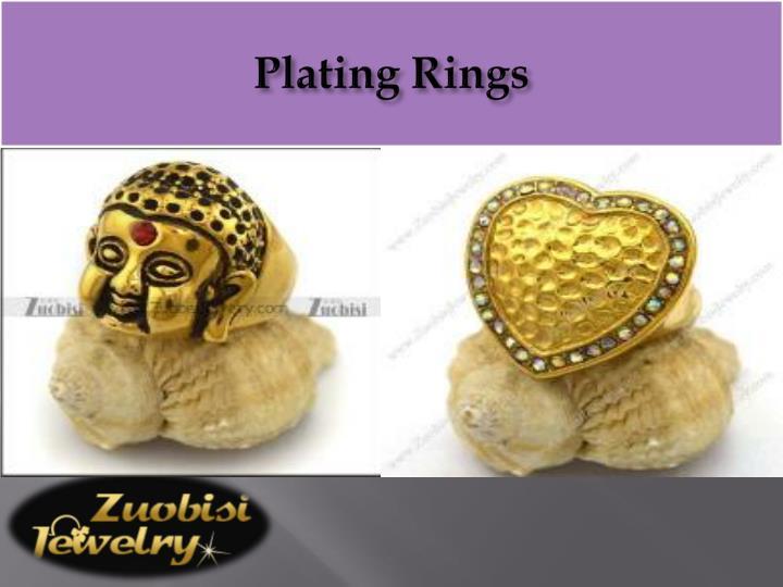 Plating Rings