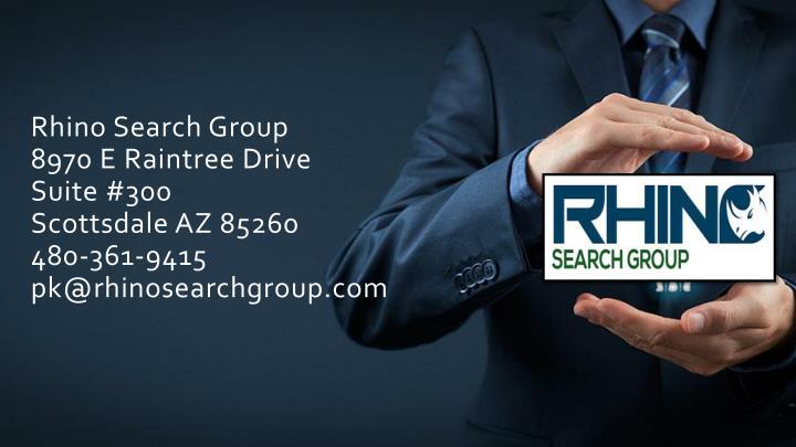 Rhino Search Group