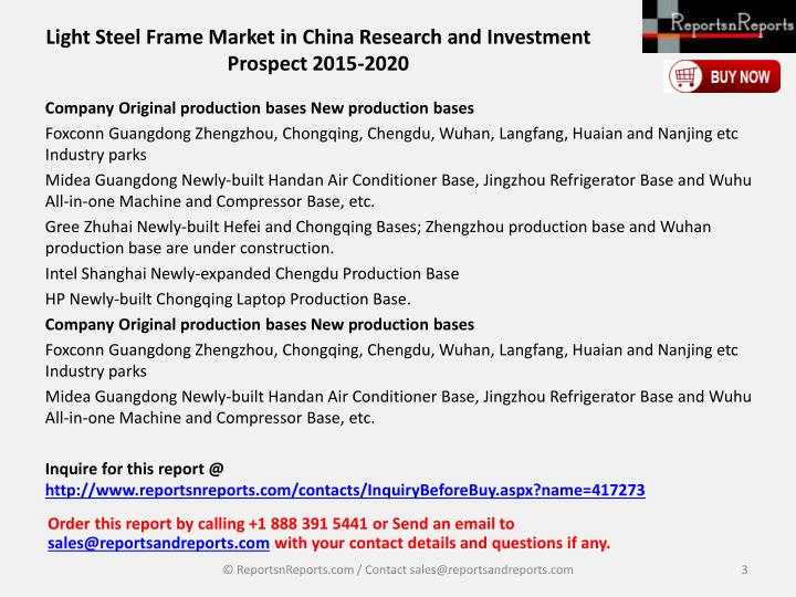 Light steel frame market in china research and investment prospect 2015 20202