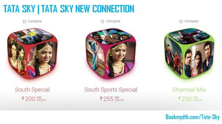 TATA SKY | TATA SKY NEW CONNECTION
