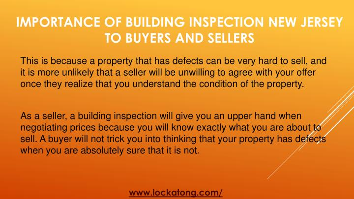 This is because a property that has defects can be very hard to sell, and it is more unlikely that a seller will be unwilling to agree with your offer once they realize that you understand the condition of the property.