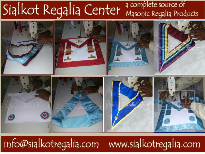 Masonic scottish rite apron