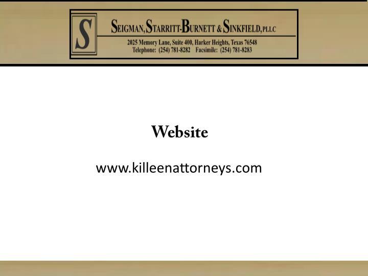 www.killeenattorneys.com
