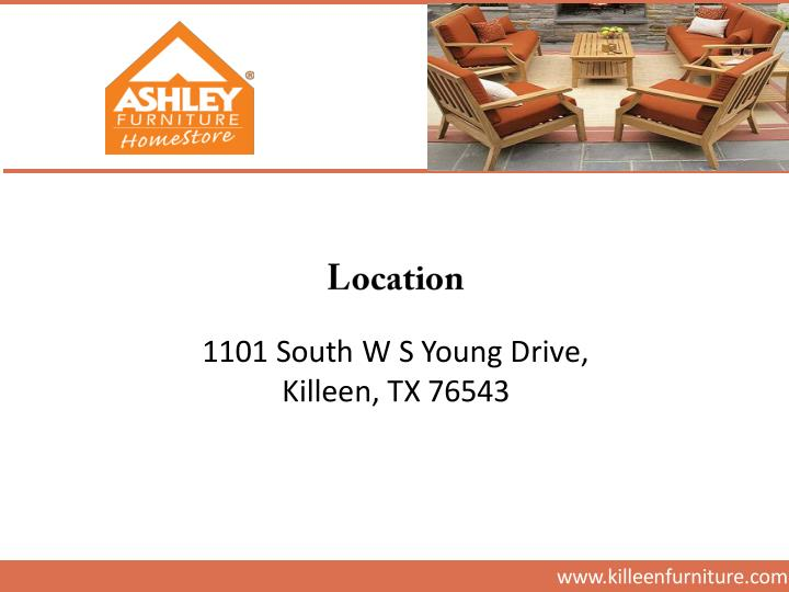 1101 South W S Young Drive,