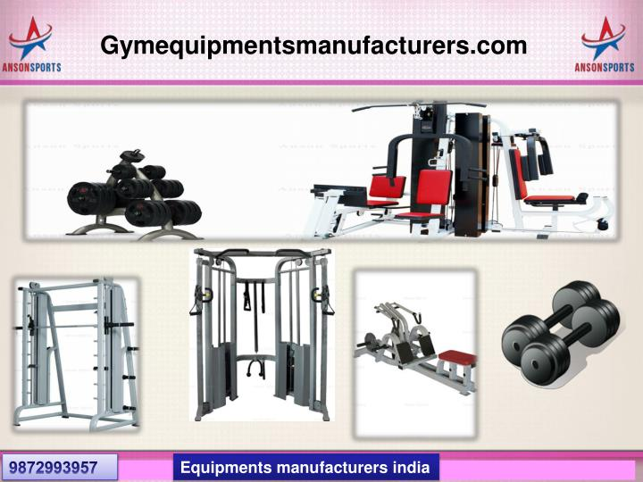 Gymequipmentsmanufacturers.com