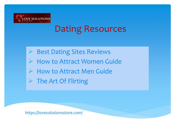 Dating Resources