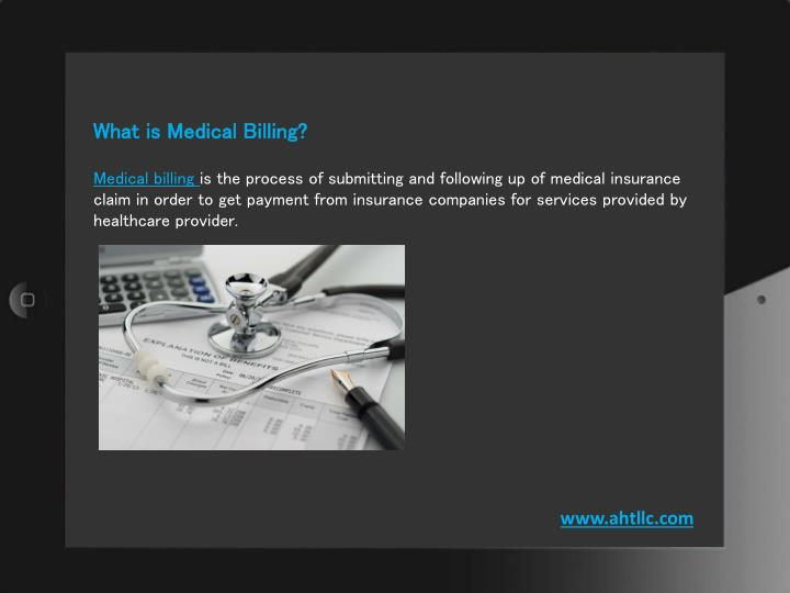 Medical Billing 101 Powerpoint  Medical Coding and