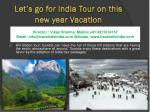 let s go for india tour on this new year vacation5