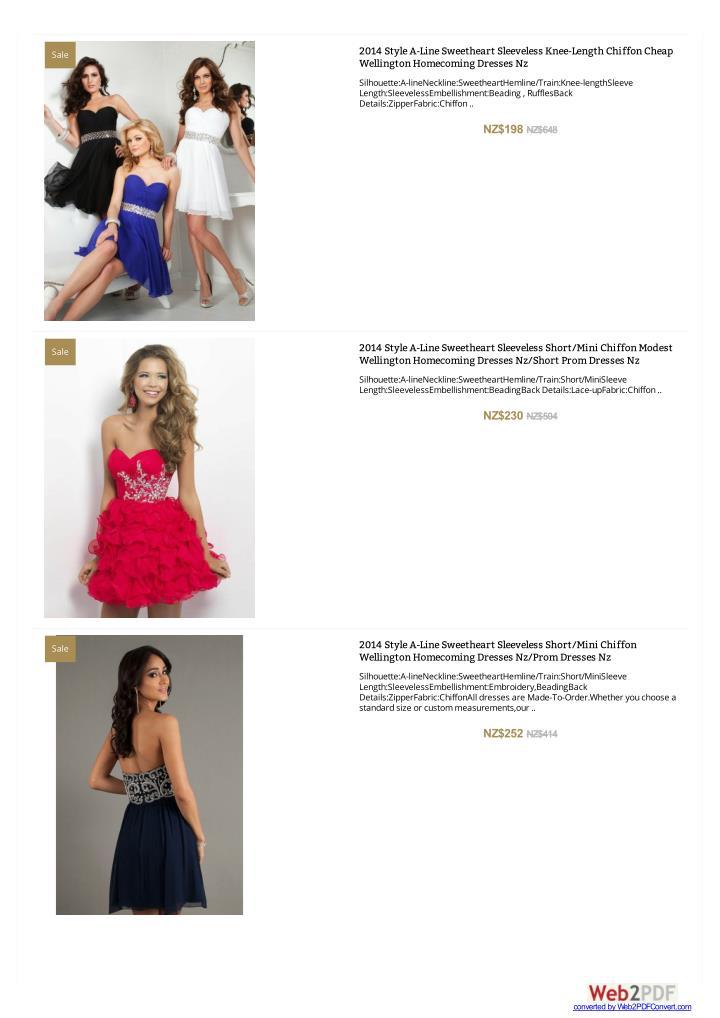 2014 Style A-Line Sweetheart Sleeveless Knee-Length Chiffon Cheap