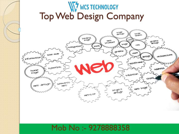 Top web design company
