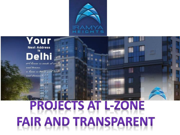 Projects at L-Zone