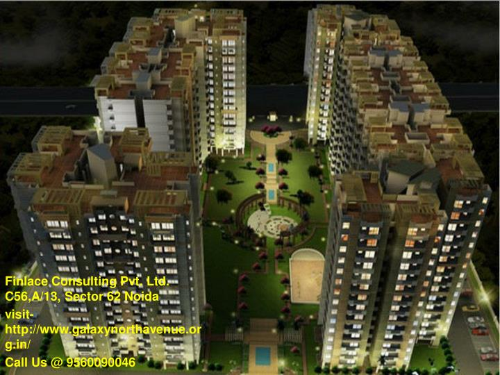 Finlace Consulting Pvt. Ltd. C56,A/13, Sector 62 Noida
