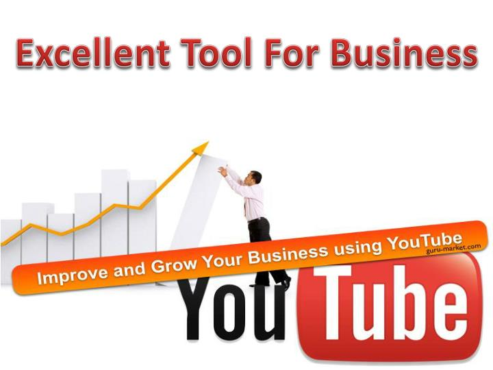 Excellent Tool For Business