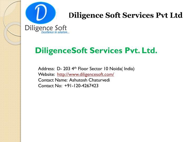 DiligenceSoft