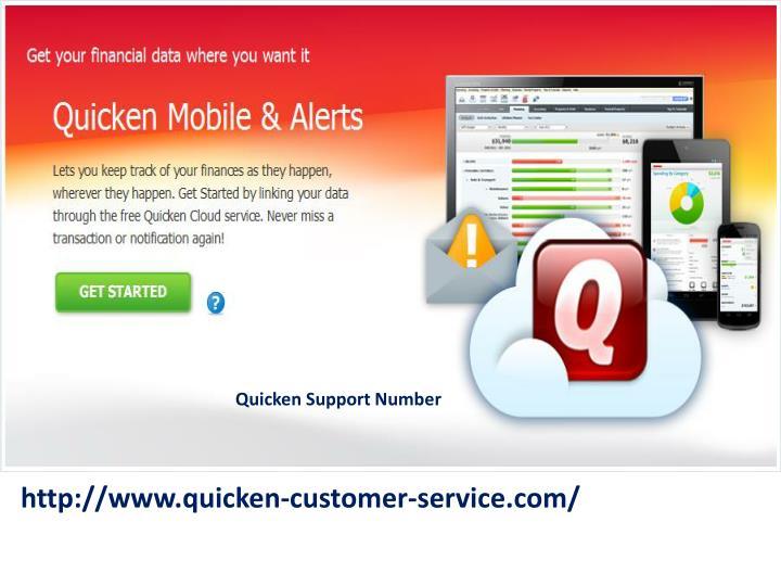 Quicken Support Number