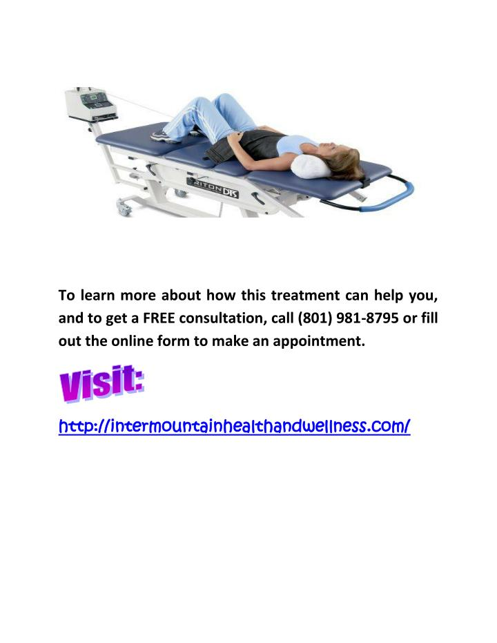 To learn more about how this treatment can help you,
