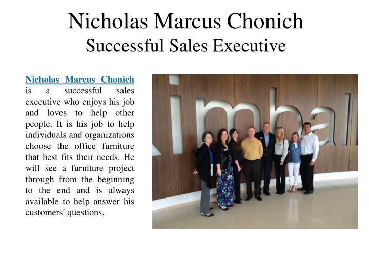 Nicholas Marcus Chonich