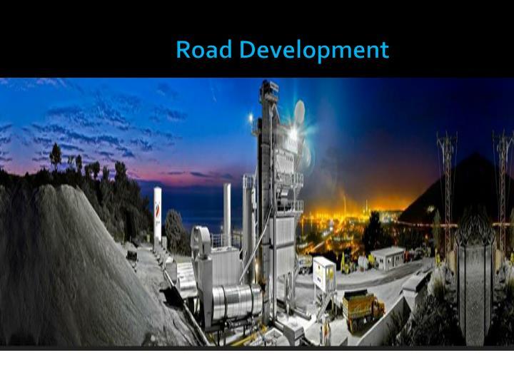 Road Development