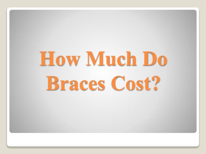 Info on braces for adults