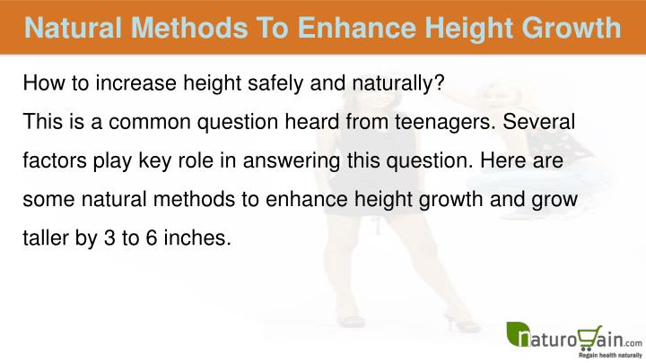 how to grow 6 inches taller by stretching