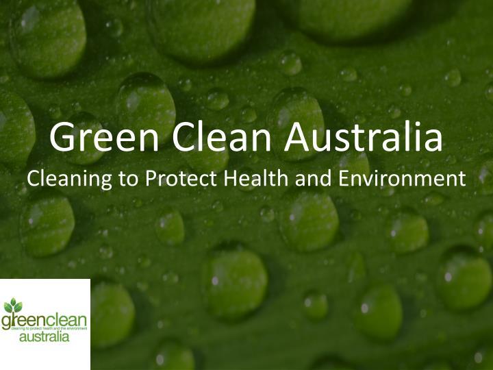 Green Clean Australia
