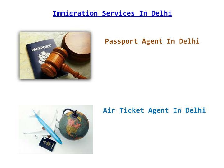 Immigration Services In Delhi