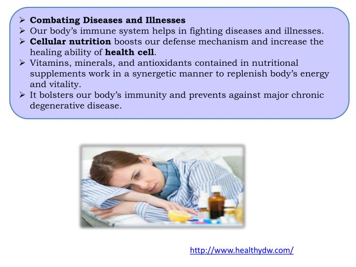 Combating Diseases and Illnesses