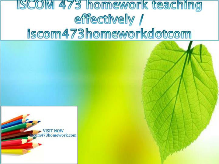 iscom 473 week 3 learning team For more course tutorials visit uophelpcom is now newtonhelpcom wwwnewtonhelpcom iscom 473 week 1 dqs iscom 473 week 1 individual assignment article.