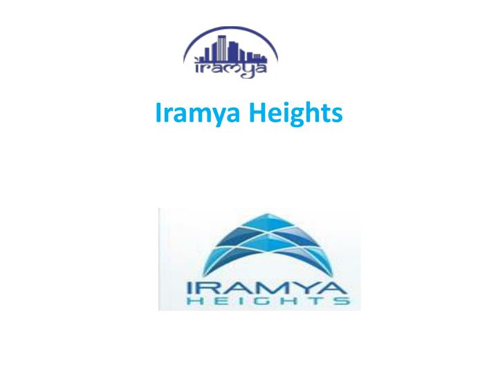 iramya heights