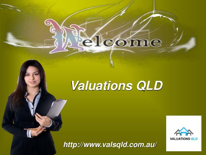 Valuations QLD