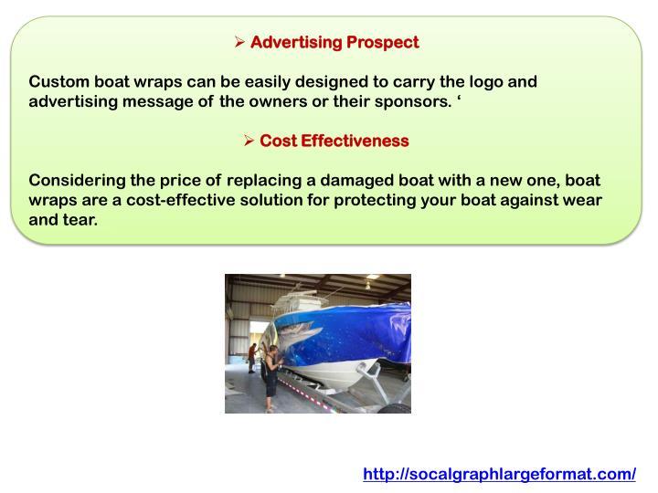 Advertising Prospect