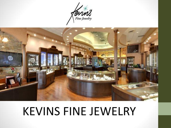 Kevins fine jewelry