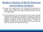 modern lifestyle of north american and antillean students3