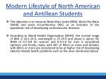 modern lifestyle of north american and antillean students4