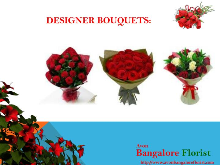 Designer Bouquets: