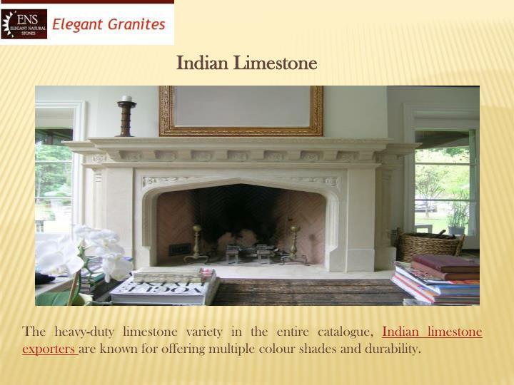 Indian Limestone