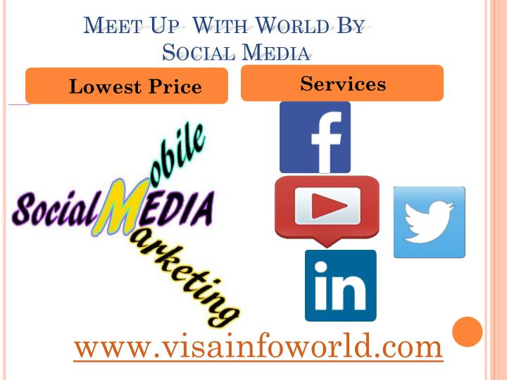 Meet Up  With World By
