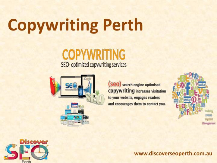 Copywriting Perth