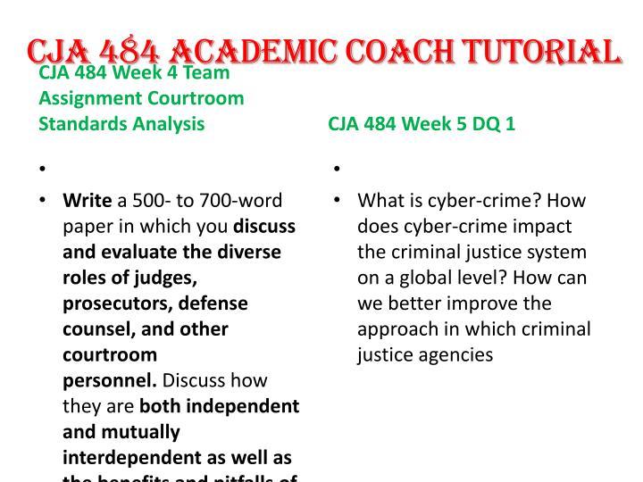 CJA 484