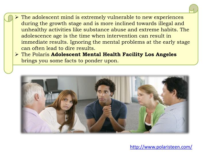 The adolescent mind is extremely vulnerable to new experiences during the growth stage and is more i...