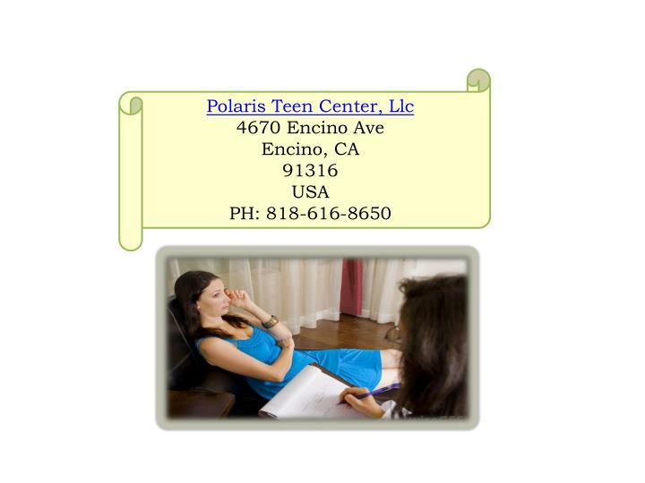 Polaris Teen Center, Llc