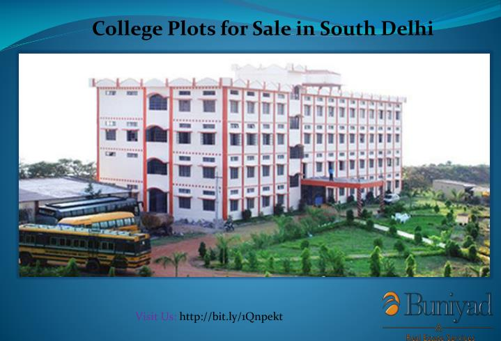 College Plots for