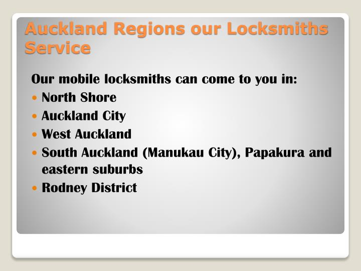 Our mobile locksmiths can come to you in: